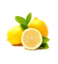 3 Yellow Lemons